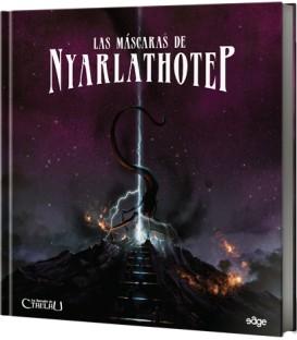 La Llamada de Cthulhu: Las Máscaras de Nyarlathotep (Golpe en Esquina / Desprecintado)