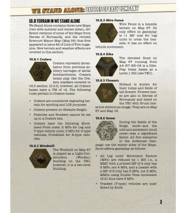 Lock 'n Load Tactical: We Stand Alone - Battles of Easy Company
