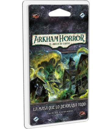 Arkham Horror LCG: La Masa que lo Devoraba Todo