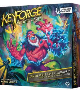 Keyforge: Mutación Masiva - Caja de Inicio