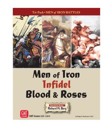Men of Iron Tri-Pack (Inglés)
