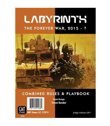 Labyrinth: Forever War, 2015-? (Inglés)