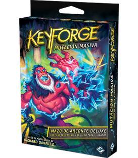 Keyforge: Mutación Masiva (Mazo Deluxe)