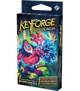 Keyforge: Mutación Masiva (Mazo)