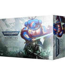 Warhammer 40,000: Indomitus (Inglés)