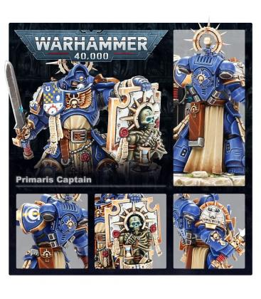 Warhammer 40,000: Indomitus