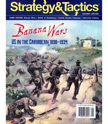 Strategy & Tactics 322: Banana Wars - Us in the Caribbean 1898-1934