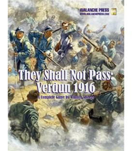 They Shall Not Pass: Verdun 1916