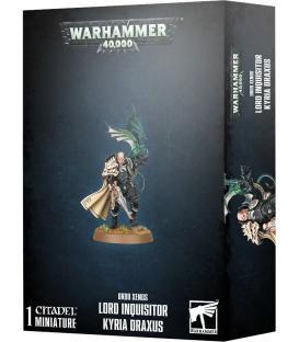 Warhammer 40,000: Ordo Xenos (Lord Inquisitor Kyria Draxus)