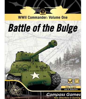 WWII Commander 1: Battle of the Bulge