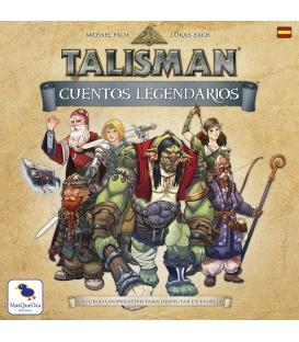 Talisman: Cuentos Legendarios (+ Promo Druida)