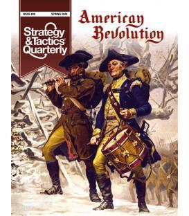 Strategy & Tactics Quarterly 9: American Revolution (Inglés)