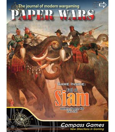 Paper Wars 94: Fall of Siam