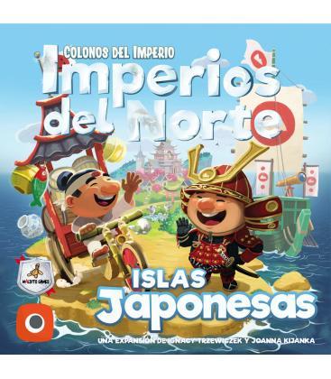 Colonos del Imperio: Imperios del Norte (Islas Japonesas)