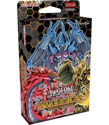Yu-Gi-Oh! Bestias Sagradas (Baraja de Estructura)