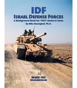 Panzer Grenadier: IDF Israel Defense Forces (Inglés)