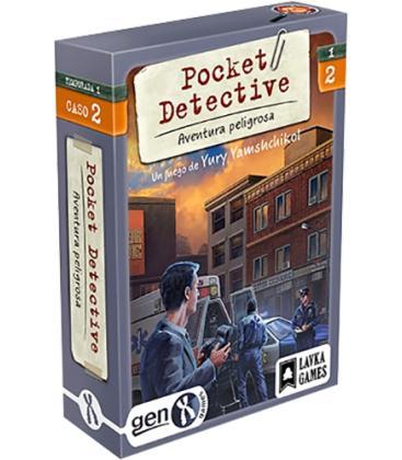 Pocket Detective: T1 Caso 2 (Aventura Peligrosa)