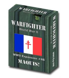 Warfighter: WWII Maquis! (Expansion 46)