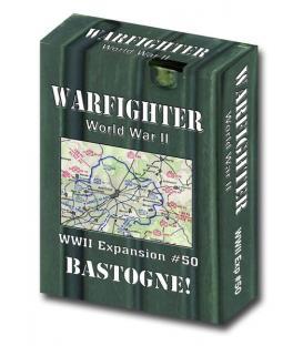Warfighter: WWII Battle of Bastogne! (Expansion 50)