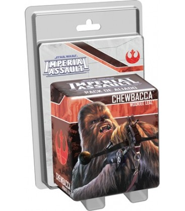 Star Wars Imperial Assault: Chewbacca
