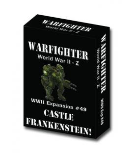 Warfighter: WWII Castle Frankenstein! (Expansion 49)
