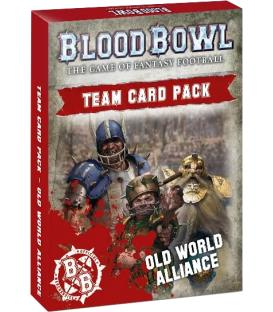 Blood Bowl: Old World Alliance Team (Card Pack)