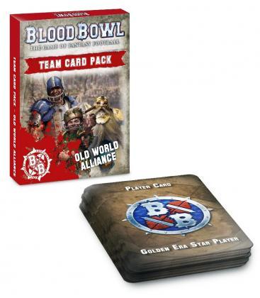 Blood Bowl: Old World Alliance Team (Card Pack)