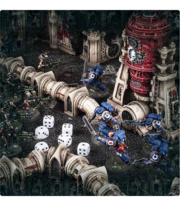 Warhammer 40,000: Battlezone (Manufactorum Battlefield)