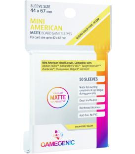 Gamegenic: Matte Mini American Sleeves 44x67mm (50)