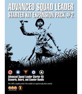 Advanced Squad Leader (ASL): Starter Kit Expansion Pack 2