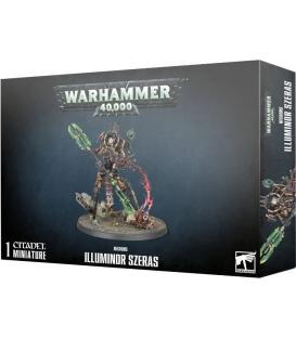 Warhammer 40,000: Necrons (Illuminor Szeras)