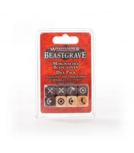 Warhammer Underworlds Beastgrave: Morgwaeth's Blade-Coven (Dice Pack)