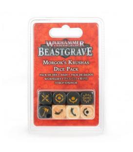 Warhammer Underworlds Beastgrave: Morgok's Krushas (Dice Pack)
