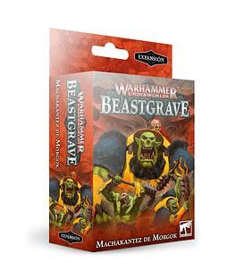Warhammer Underworlds Beastgrave: Machakantez de Morgok