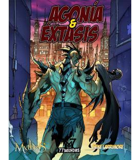 Mythras: Agonía & Éxtasis