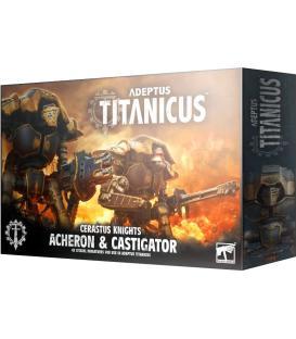 Adeptus Titanicus: Cerastus Knights (Acheron & Castigator)