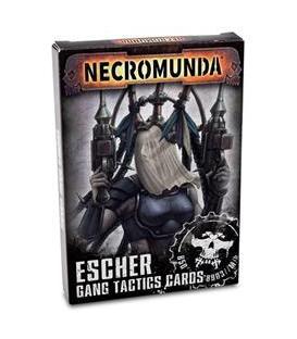 Necromunda: Escher (Gang Tactics Cards) (Inglés)