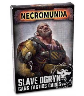 Necromunda: Slave Ogryn (Gang Tactics Cards) (Inglés)