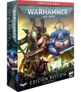 Warhammer 40,000: Caja de Inicio (Edición Recluta)