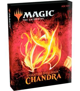 Magic the Gathering: Chandra (Signature Spellbook) (Inglés)