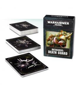 Warhammer 40,000: Death Guard (Datacards)