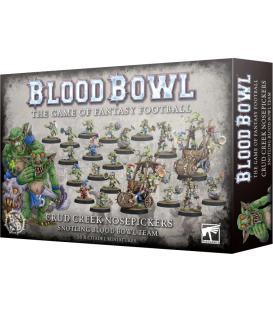PREVENTA (29/08) - Blood Bowl: Crud Creek Nosepickers (Snotling Team)