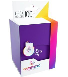 Gamegenic: Deck Holder 100+ (Morado)