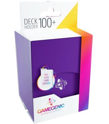 Gamegenic: Deck Holder 100+ (Morado)
