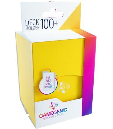 Gamegenic: Deck Holder 100+ (Amarillo)
