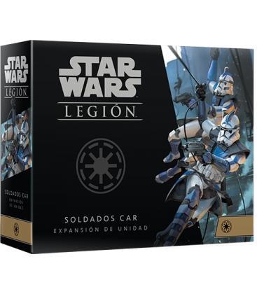 Star Wars Legion: Soldados CAR (Expansión de Unidad)