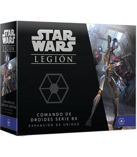 PREVENTA (28/08) - Star Wars Legion: Comando de Droides Serie BX