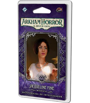 Arkham Horror LCG: Jacqueline Fine (Mazo de Investigador)