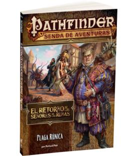 Pathfinder: El Retorno de los Señores de las Runas 3 (Plaga Rúnica)
