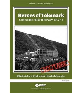 Heroes of Telemark: Comando Raids in Norway, 1942-43